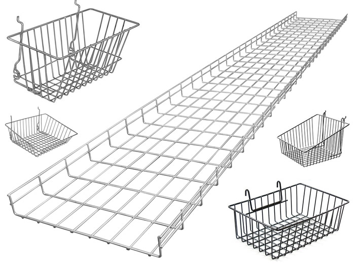 SS Wire Mesh Basket For Kitchen